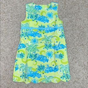 LILLY PULITZER dress girls size 5